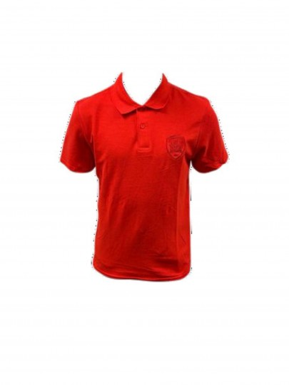 Red Mansfield Polo