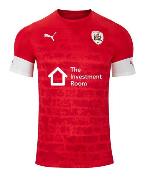 Puma 2019-20 Junior Home Shirt