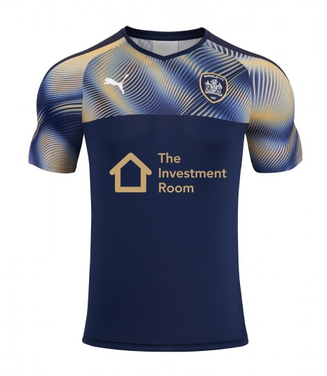 Puma Adults Away Shirt 2019-20