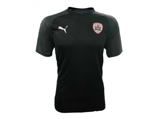 Puma Adult Black 2019-20 Training T-Shirt