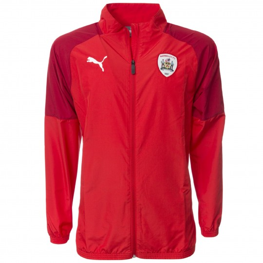 Puma Adult Red Rain Jacket 2019-2020