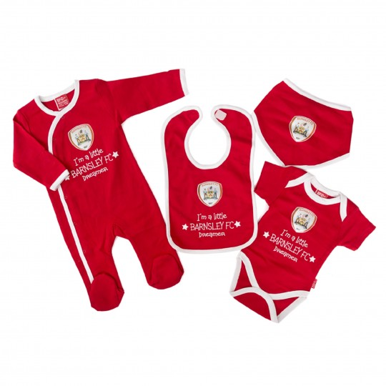Little Dreamer 4 piece Baby gift set