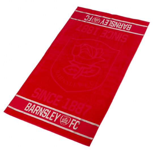 Red Luxury Towel
