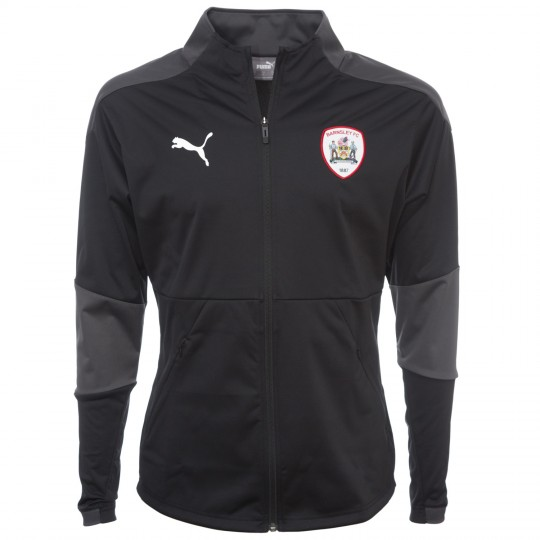 Puma Black Adult Stadium Jacket 2020