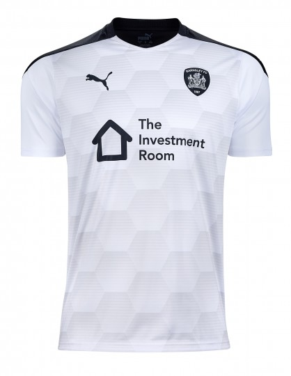 Puma 2020-21 Junior Away Shirt