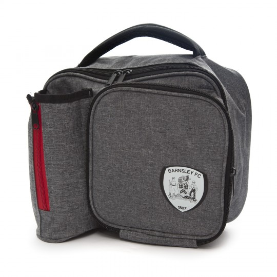 Grey Lunch Bag