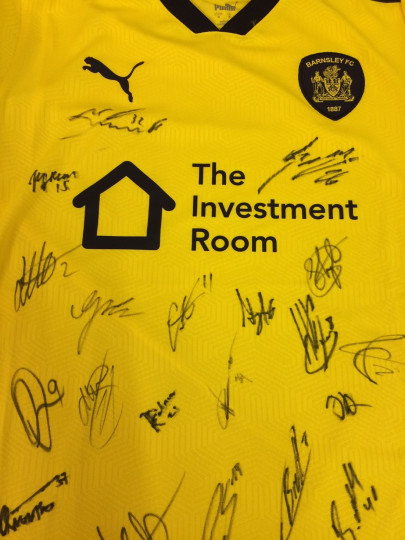 Signed Third Shirt 2020-21