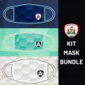 Peacoat Kit Mask Bundle