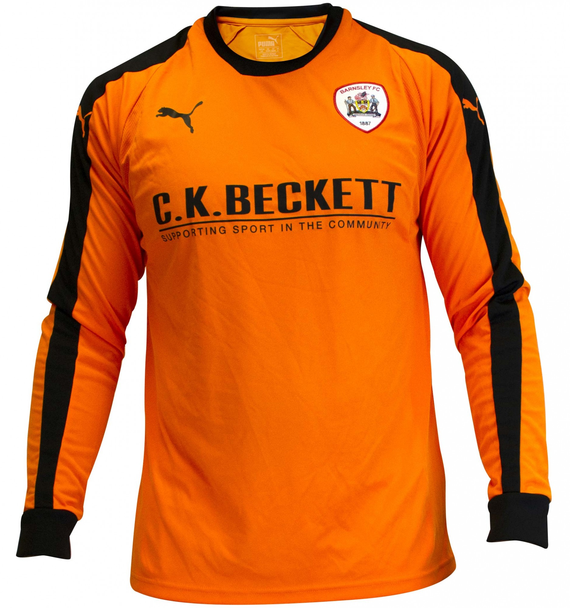 Puma Junior Away Goalkeeper Shirt