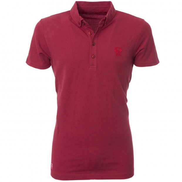 Ontario Red Polo