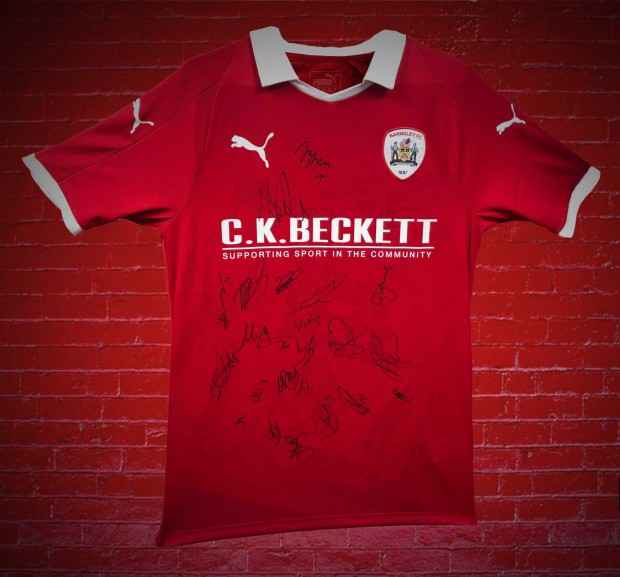 Signed Home Shirt 2018-19