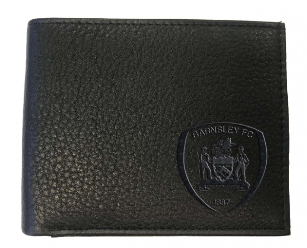 Napa Black Leather Wallet