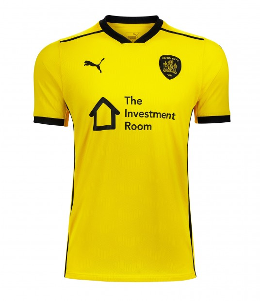 Puma 2020-21 Junior Third Shirt