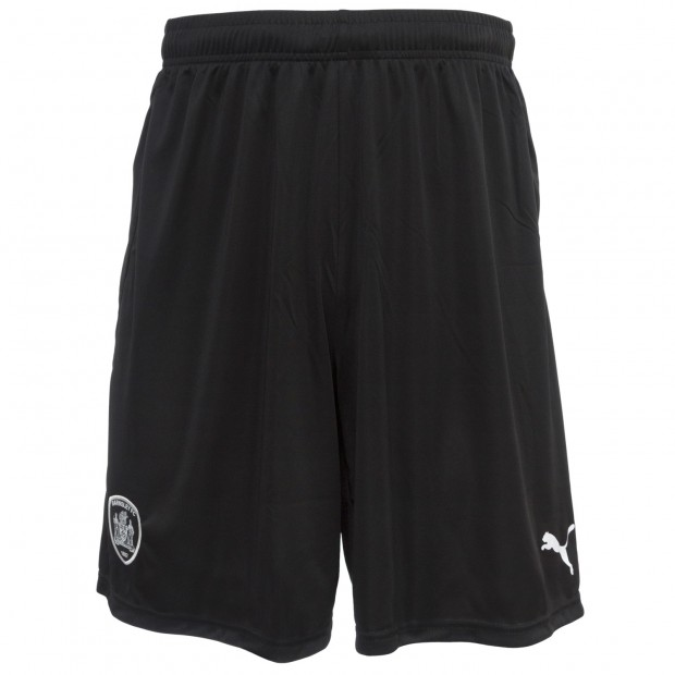 Puma Adult Black Goalkeeper Short