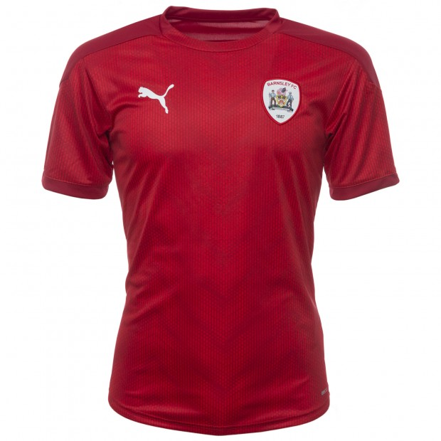 Puma Junior Red 2020-21 Stadium T-Shirt