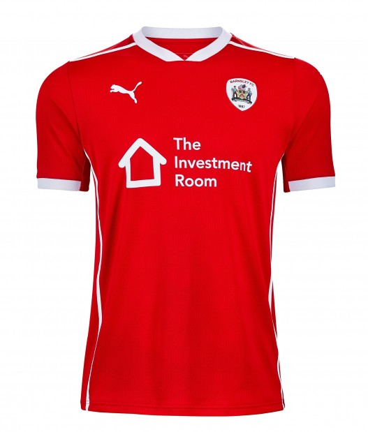 Puma 2020-21 Junior Home Shirt