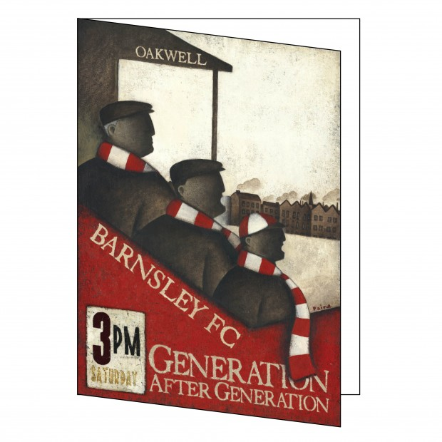 Generation Greeting Card